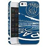 DeinDesign Apple iPhone 5 Coque Étui Housse Paris Saint-Germain PSG Parc des Princes