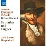 Wilhelm Friedemann Bach Oeuvres Pour Clavier /Vol. 2