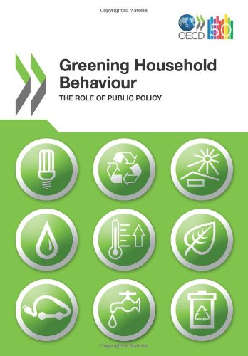 Greening Household Behaviour: The Role of Public Policy: Edition 2010