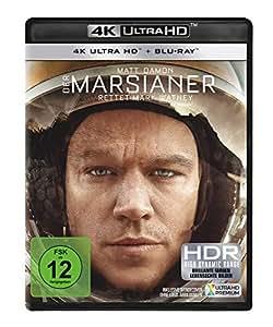 Der Marsianer - Rettet Mark Watney  (4K Ultra HD) (+ Blu-ray)