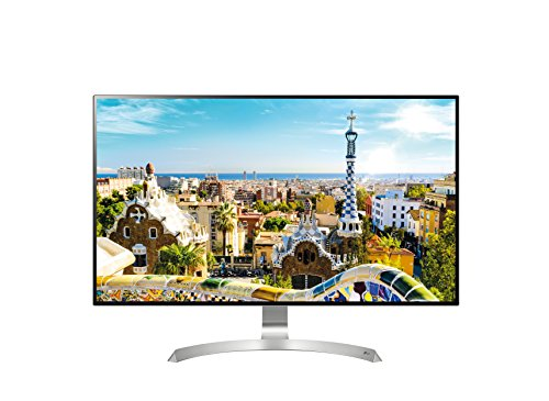 LG 32UD99-W - Monitor Serie 4K de 80 cm (32 pulgadas, 4k Ultra HD, IPS, LED, 3840x2160 pixeles, 5 ms, 16:9, 350 cd/m2) Color Negro