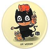 Alicia Souza Catwoman Badge