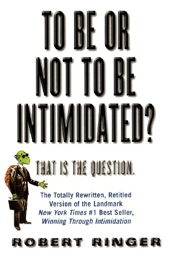 To Be or Not to Be Intimidated?: That Is the Question -