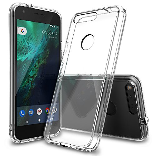 Cover per Google Pixel XL 2016 in TPU Trasparente