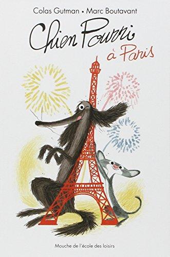 Chien Pourri à Paris par Colas Gutman
