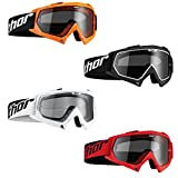 THOR ENEMY SAND GOGGLE BRILLE FLO ORANGE QUAD OFFROAD CROSS ENDURO MOTOCROSS