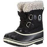 Sorel Unisex Kids' Yoot Pac Nylon Snow Boots