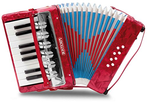 Bontempi-Acw 17.3-Blasinstrumente-Akkordeon · 17 Noten Tasten