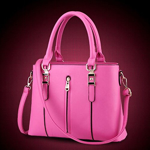 SHUhua - Borsa a tracolla donna rose