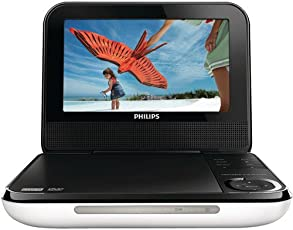 Philips 7-Inch Widescreen Portable DVD Player (PD700)