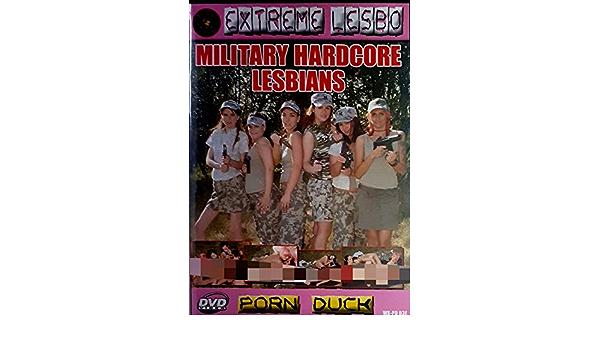 Sex MOVIE DVD Military Hardcore lesbians PORN DUCK 03: Amazon.fr ...