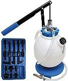 Bgs BGS-9992 - Dispositivo de llenado de aceite del engranaje con la bomba de mano, 7 l y...