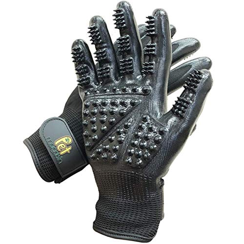 PET MAGASIN Guantes Quita pelos 1 par - Guantes interactivos