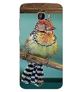 ColourCraft Cute Bird Design Back Case Cover for LeEco Le 2