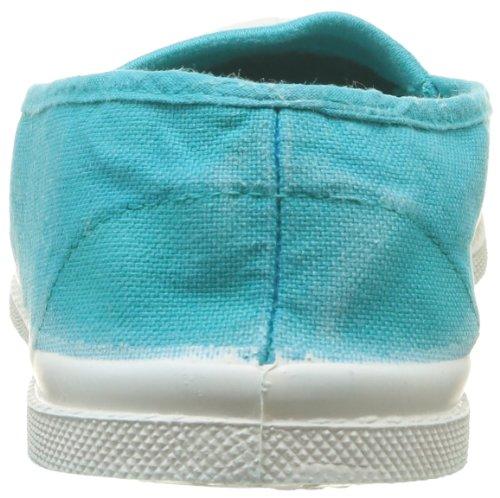 Bensimon Tennis Elastique, Sneaker donna Turchese (Türkis - Turquoise (Turquoise 505))