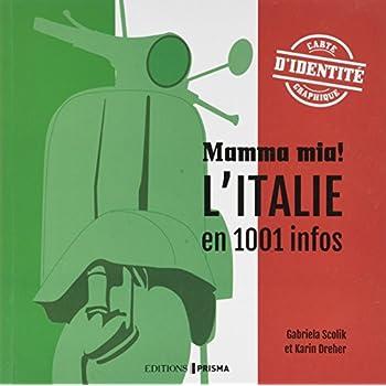 Mamma mia! L'Italie en 1001 infos
