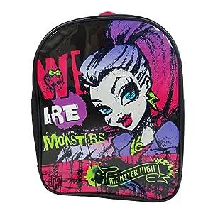 51FWvuyz8aL. SS300  - Mochila escolar para niños de Monster High 'We are Monsters' de Character