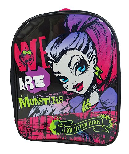 Image of Character Monster High 'We are Monsters' School Backpack For Kids