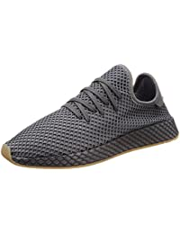 new product fd2b5 4f9a6 adidas Basket DEERUPT Runner - CQ2627 - Age - Adulte, Couleur - Noir, Genre