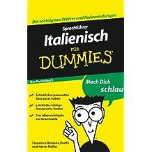 Sprachführer Italienisch für Dummies Das Pocketbuch
