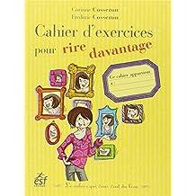 Cahier d'exercice pour rire davantage