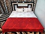 Peponi Camellia Cotton Double Bedsheet w...