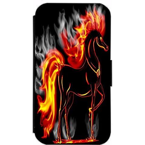 Flip Cover per Apple iPhone 6/6S (4,7pollici) Design xxx in