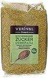 Verival Rohrohrzucker Demerara, 6er Pack (6 x 500 g Beutel)