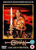 Conan The Destroyer [DVD] [1984]