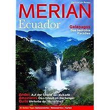 MERIAN Ecuador (MERIAN Hefte)