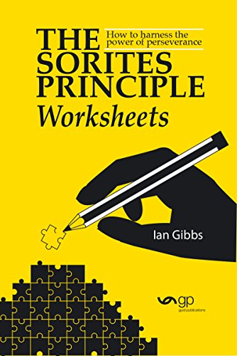The Sorites Principle Worksheets: How to harness the power of perseverance (English...