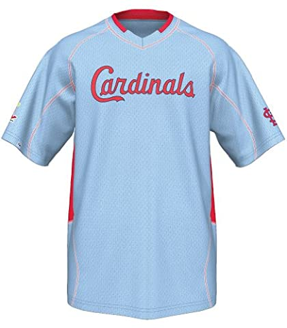 St. Louis Cardinals Majestic MLB Cooperstown
