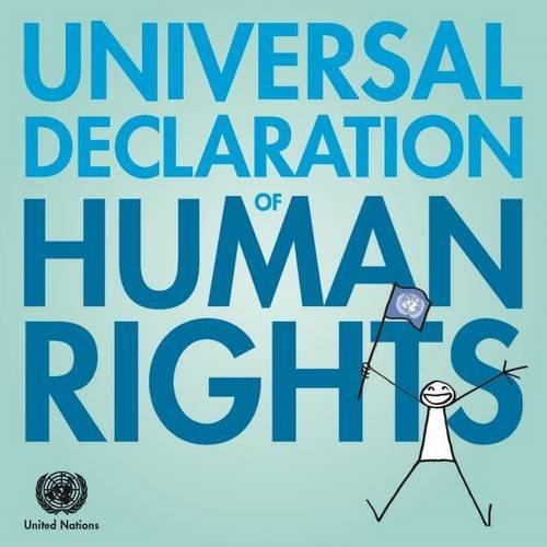 Declaration Universelle Des Droits de L'Homme: Illustree Par Yacine Ait Kaci (Yak)