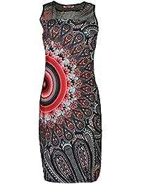 DESIGUAL Mujer Diseñador Vestido Falda - MAXINS -