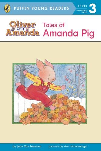 Tales of Amanda Pig (Oliver and Amanda)
