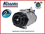 Best Compresores de aire Alfa - Nissens 89330 Compresor, aire acondicionado Review
