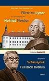 Fürst zu Lynar im Spaziergang mit Helmut Newton durch den Schlosspark Fürstlich Drehna (Brandenburg-das ganze Land ein Garten)