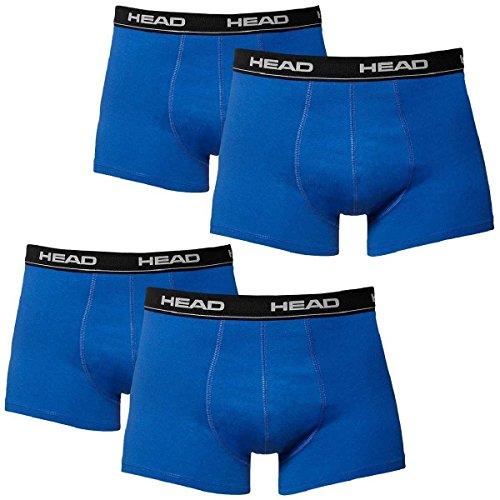 4 er Pack Head Boxer Boxershorts Men Pant Unterwäsche Blau