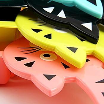Xuxuou Pelle à Litière pour Chat,Pet Cat Sand Shovel Durable Ease Cleaning Pick up Tool pour Pet 1Pcs (Couleur aléatoire)