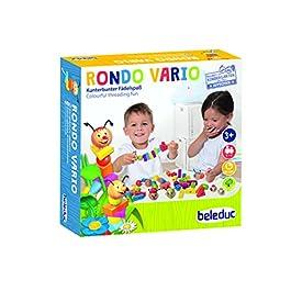 Beleduc 22481Rondo Vario Gioco per Bambini, Multicolore