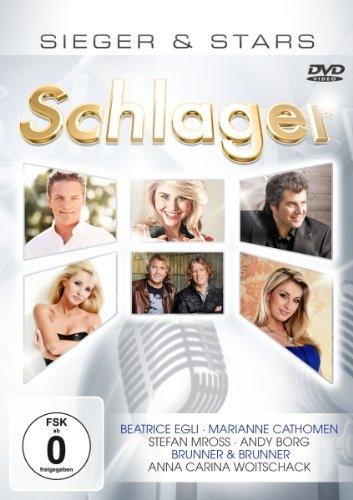 Preisvergleich Produktbild Schlager - Sieger & Stars