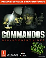 Commandos Behind Enemy Lines - Prima's Official Strategy Guide de Michael Knight