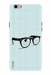 Noise Designer Printed Case / Cover for Oppo F1s / Graffiti & Illustrations / Delusion Design