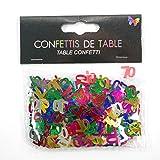 AEC - Coriandoli di tavolo compleanno 70 anni (14 g)