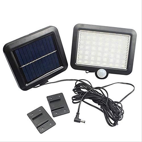 XYQY COB 100LED Solar Lampe Bewegungssensor wasserdicht Outdoor Path Nachtbeleuchtung Unterstützung Dropshipping 56 LED