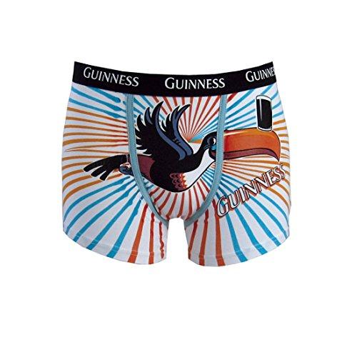 McLaughlin's Irish Shop Guinness Boxer Shorts Flying Toucan (L)