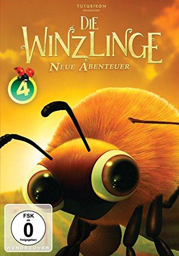 Die Winzlinge - Neue Abenteuer Volume 4