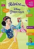 Révise avec les Princesses De la PS à la MS - Cahier de vacances