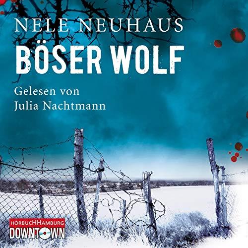 Böser Wolf (Ein Bodenstein-Kirchhoff-Krimi 6): 6 CDs