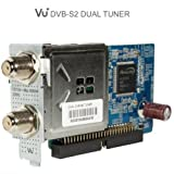 Vu+ UNO / Ultimo DVB-S/S2 DUAL-Tuner TV/Sat-Karte